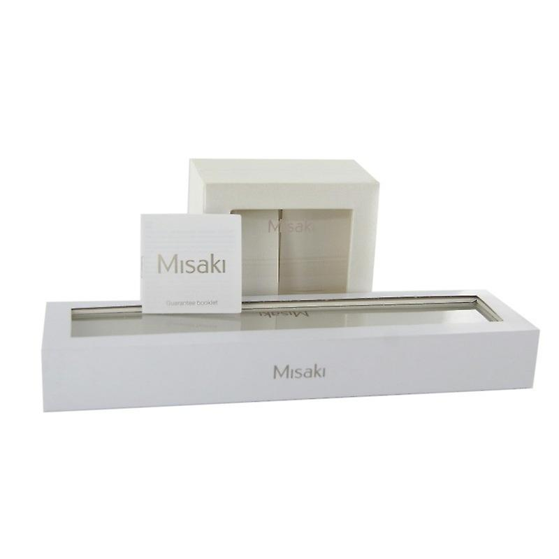 Misaki ladies watch PWAPOLLONIA watch black leather band