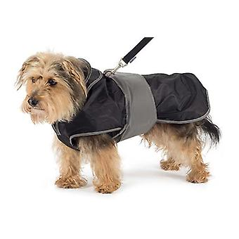 Muddy Paws 2 In 1 Harness Coat Large