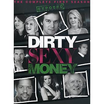 Dirty Sexy Money: Sæson 1-privilegeret Edition [DVD] USA importerer