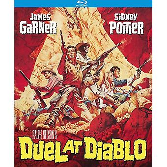 Duel at Diablo (1966) [BLU-RAY] USA import