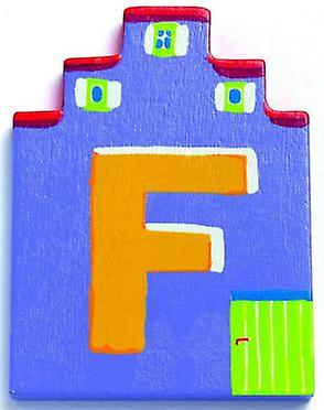 Djeco Letter Casita - F (Babies and Children , Toys , Others)