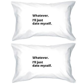 Dato mig selv vittig at sige Pillow Case sjov gaveidé til venner