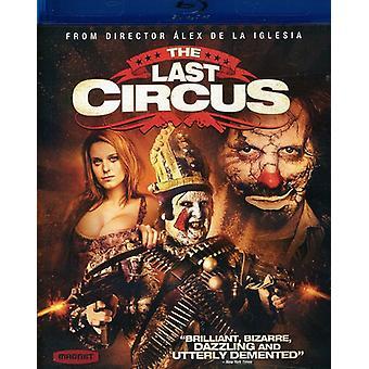 Le dernier cirque [Blu-ray] [BLU-RAY] importation USA