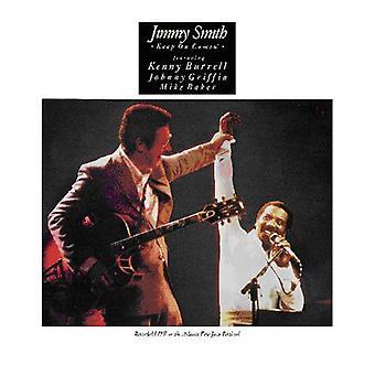 Jimmy Smith - Keep on Comin [CD] USA import