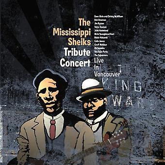 Mississippi sheiker hyldest koncert-Live i Vancouv [DVD] USA importerer