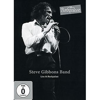 Gibbons, Steve Band - Live på jazzrytmer [DVD] USA import