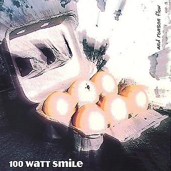 100 Watt smil- og grund fløj [CD] USA importerer