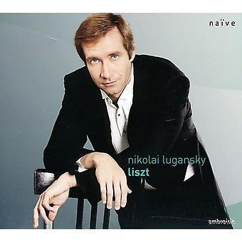 Nikolai Lugansky - Liszt [CD] USA import