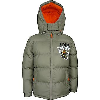 Nickelodeon | Ninja Turtles Boys Winter Hooded Jacket