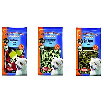 Nobby Exp.14 Barbecue Mix (Dogs , Treats , Chewy and Softer Treats)