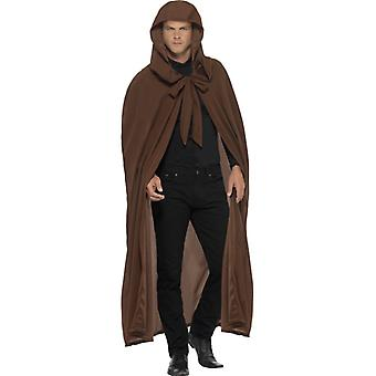 Cowl cowl gravedigger coat men's Halloween GrL