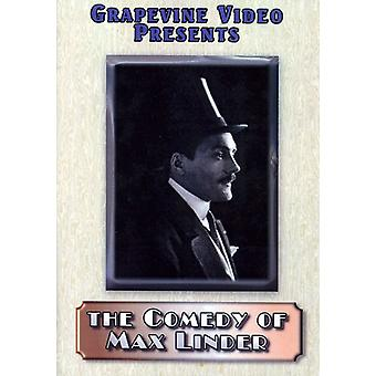 Max Linder Comedies (1905-19) [DVD] USA import