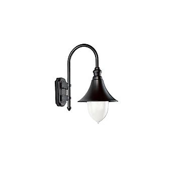 Ansell Lampara 100W E27 Black Copper