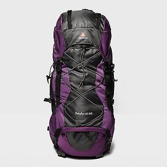 Purple Technicals Helvellyn 55+10L Short Rucksack