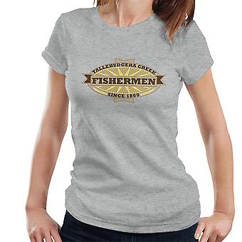 Tallebudgera Creek Fishermen 1869 Women's T-Shirt