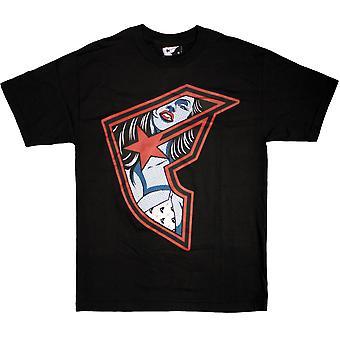 Estrellas famosas y las correas dentro de BOH camiseta negro