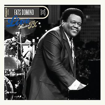 Fats Domino - Live From Austin;Tx [Vinyl] USA import