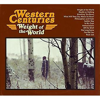 Vestlige århundreder - vægten af verden [CD] USA importen