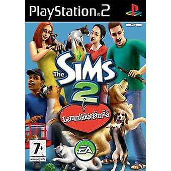 The Sims 2: Pets (Pets) (PS2) (used)