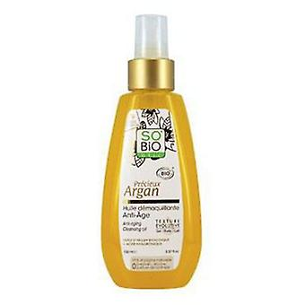 So Bio Étic Anti-aging Cleansing Oil 150 ml. (Cosmetics , Face , Facial cleansers)