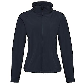 2786 Womens/Ladies 3 Layer Softshell Performance Jacket (Wind & Water Resistant)