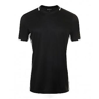 SOLS Mens Classico Contrast Short Sleeve Football T-Shirt