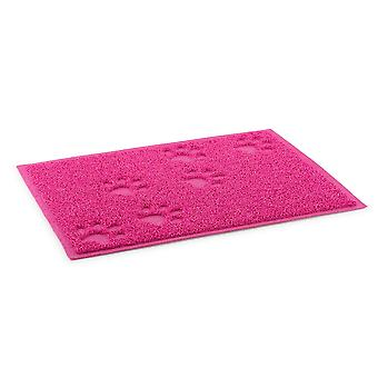Ancol Pet Products Paw Design Non Slip Dog Feeding Mat