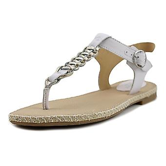 Sperry Top Sider Anchor Away Women Open Toe Synthetic White Thong Sandal