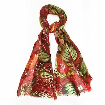 Viscose scarf for woman