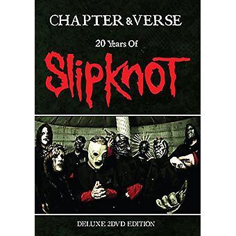 Slipknot - kapitel & vers [DVD] USA importerer