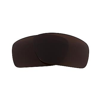 Best SEEK Polarized Replacement Lenses for Oakley Sunglasses CANTEEN Brown