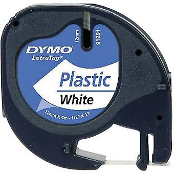 Labelling tape DYMO 91221 Tape colour: Pearl whi