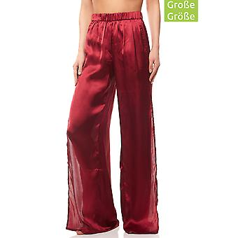 Tamaris Palazzo Pant Women's plus size pants Red