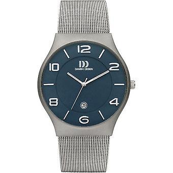 Deense design heren horloge IQ68Q1106