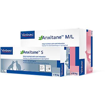 Virbac Anxitane S 30 Tablets (Dogs , Supplements)