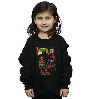 DC Comics Girls Batman And Batgirl Thrilkiller 62 Sweatshirt