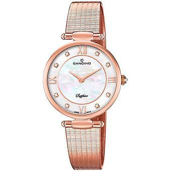 Candino watch trend Lady elegance C4668-1