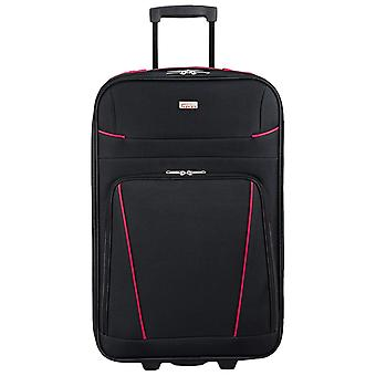 Fabrizio airy 2 wheels suitcase trolley L 72 cm 10260-L