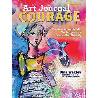 North Light Books Art Journal Courage Nlb 59508