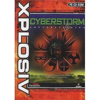 Cyberstorm 2 Xplosiv bereik