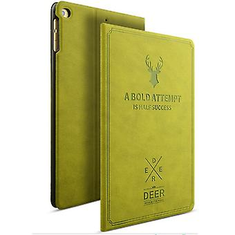 Design bag Backcase smart cover green for Apple iPad Mini 4 7.9 inches sleeve new