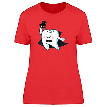 Magician Tooth Tee Women's -Image by Shutterstock