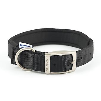 Ancol Padded Nylon Buckle Collar