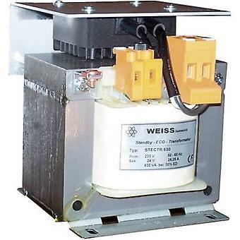 Weiss Elektrotechnik STECTR 770 autotransformador 1 x 230 V 1 x 24 V AC 770 VA 32.10 A
