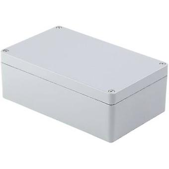 Weidmüller KLIPPON K61 RAL7001 Universal caja 260 x 91 x 160 aluminio gris (RAL 7001) 1 PC
