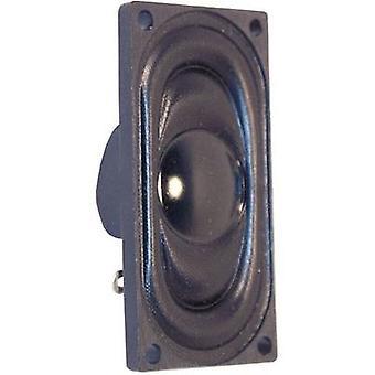 Visaton 2941 Mini loudspeaker Noise emission: 76 dB 1 W 1 pc(s)