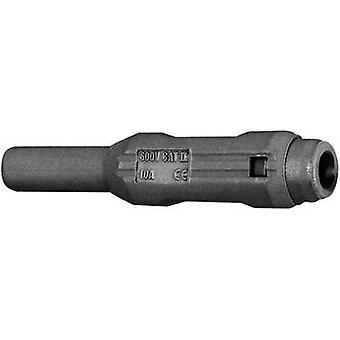 Stäubli SL205-BA Jack socket Socket, straight Pin diameter: 2 mm White 1 pc(s)