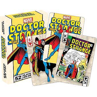 Wunder-Doktor seltsam Satz von 52 Spielkarten