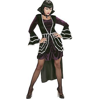 Men costumes  luxury gothic vampire lady