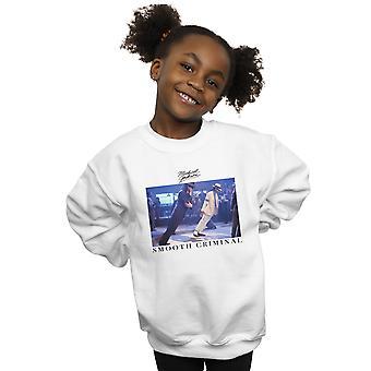 Michael Jackson Mädchen glatt kriminellen schlanke Sweatshirt